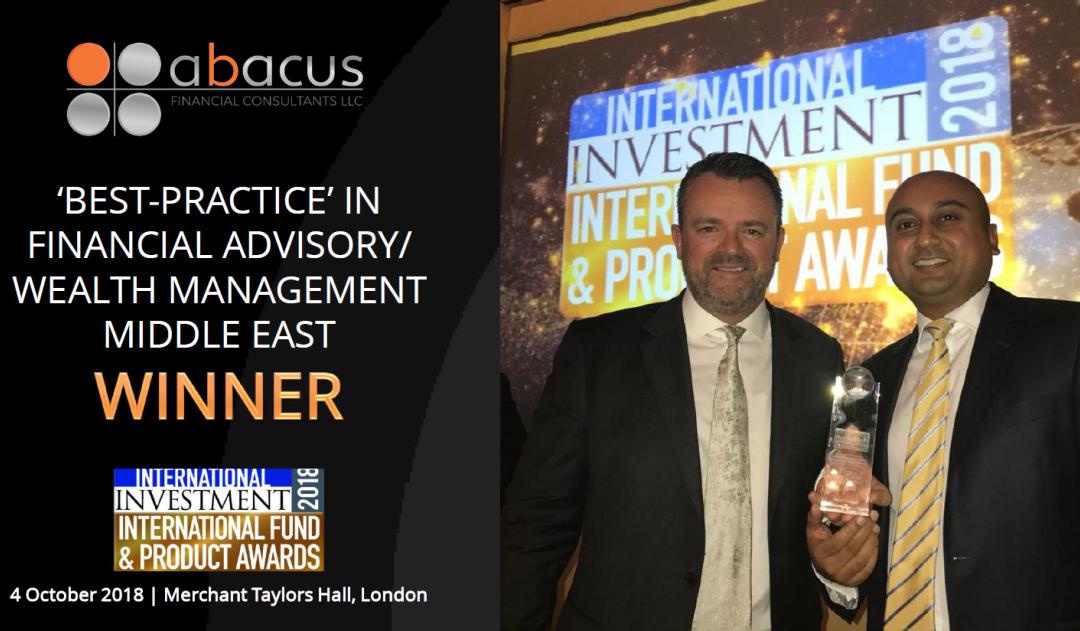 International Investment Awards