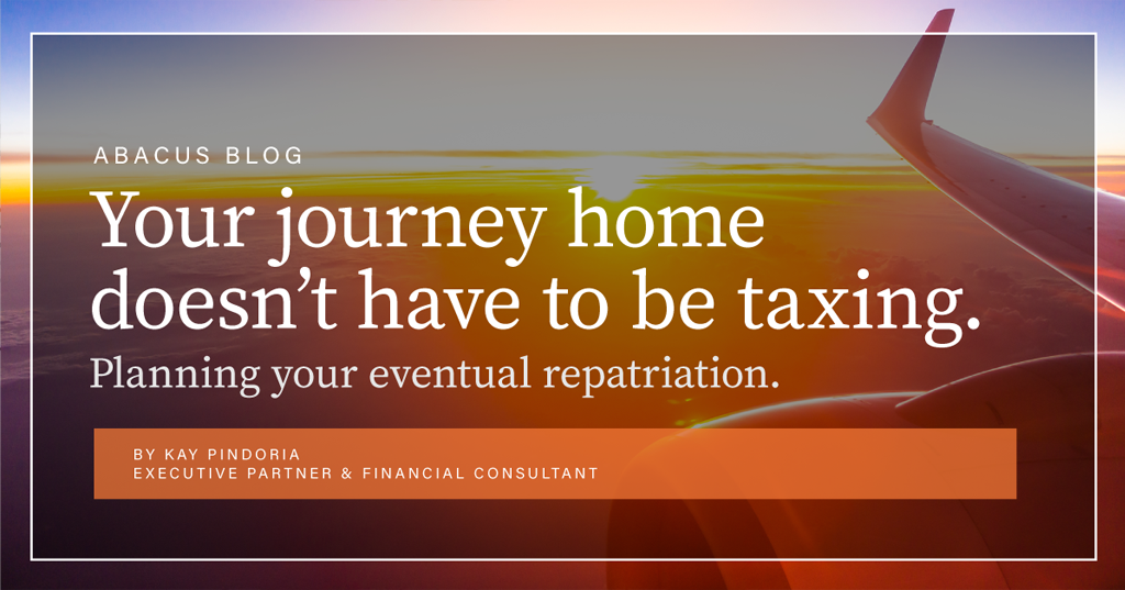 Your journey home doesn't have to be taxing.